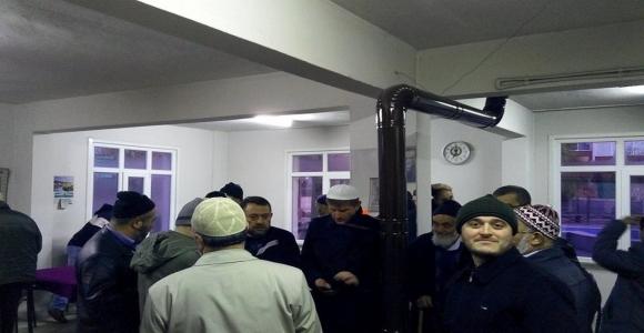 Saadet Partisinden Şamlar'a Çıkartma