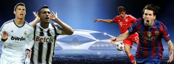 Şampiyonlar Ligi ve UEFA yarı final kuraları çekildi