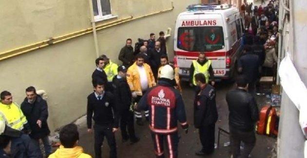 Sarıyer'de yolcu minibüsü duvara çarptı: Yaralılar var