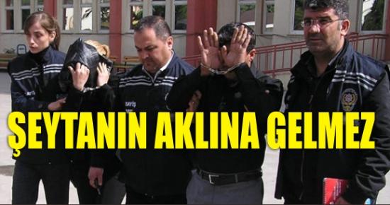 Şebekenin oyunu İstanbul polisine takıldı