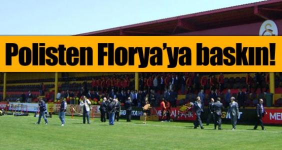 'Şike' dalgası Galatasaray'a sıçradı