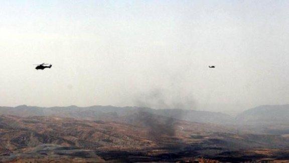 Şırnak'ta Tabura Saldırı