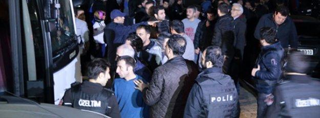 Şişli'de kumar operasyonu: 700 gözaltı