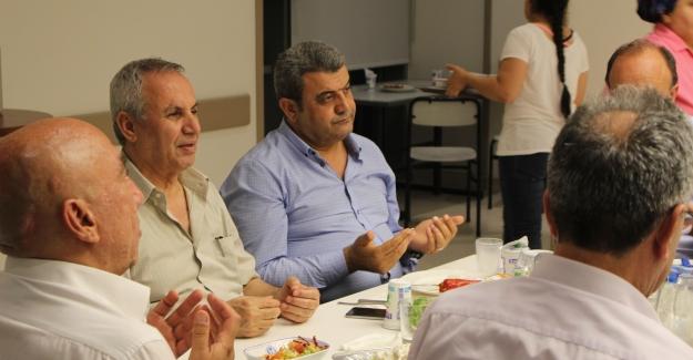 Sivil Toplum Kuruluşları'nın Avrasya Hastane Ziyaretleri Devam Ediyor