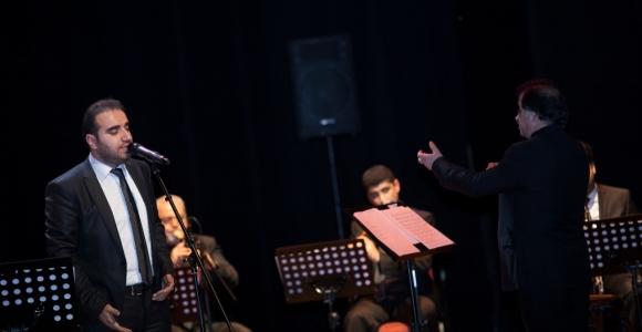 Sksm'de Halk Müziği Ziyafeti