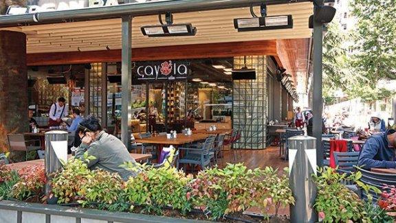 Starbucks'a 'Çayla' rakip