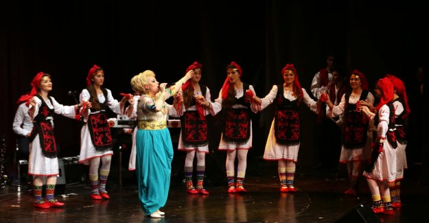 Sultanmurat Halk Oyunları Derneği 5. Yılını Kutladı