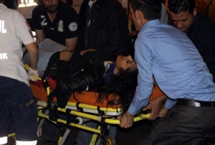 Taksim altgeçidinde ilk ölümlü kaza