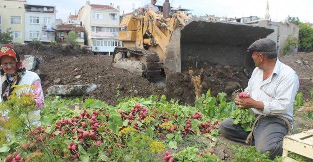 """Taksim Gezi Parkı """"Ecdad Mirası"""" da, Yedikule Bostanları Ecdad Mirası Değil mi?"""