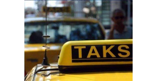 Taksiyi 2 dakikadan fazla bekleten bedelini ödeyecek