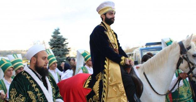 Trabzonlular Feshane'de gövde gösterisi yaptı