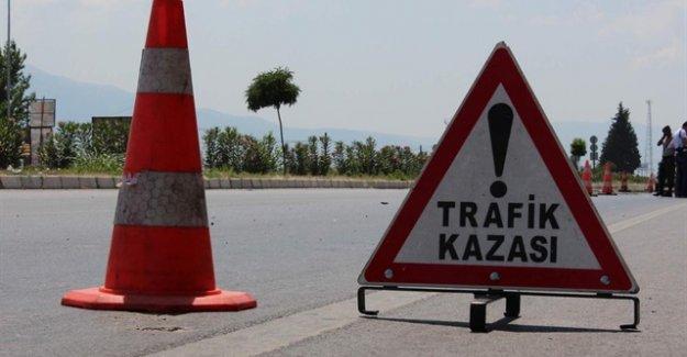 TEM 'de kaza: İstanbul yolu kapandı