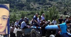 14 yaşındaki Berat'ın cesedi römorkla taşındı