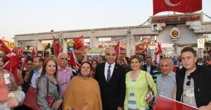 19 Mayıs Bakırköy'de Coşkuyla Kutlandı