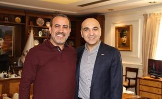 Haluk Levent'ten İzmir Marşı İçin Başkan Kerimoğlu'na Teşekkür