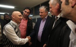 Başkan Altınok Öz Afyonkarahisarlı Vatandaşlarla Buluştu