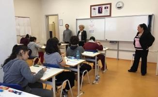 Çapa Bilim Koleji TEOG sınavının ikinci ve son gününü değerlendirdi