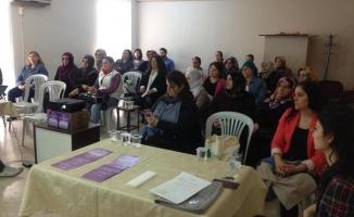Kadın Danışma Merkezi Seminerler Yoluyla 3 Ayda 125 Kadına Ulaştı