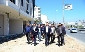 """""""Liman Yolu Yakuplu'nun Çirkin Yüzü Olmaktan Çikacak"""""""