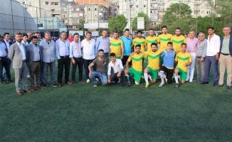 Mardinliler Sporun Hazzını Yaşıyor