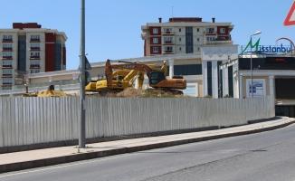 Zeytinburnu Askeri Lojmanları İçin Başakşehir'de İnşaat Başlıyor