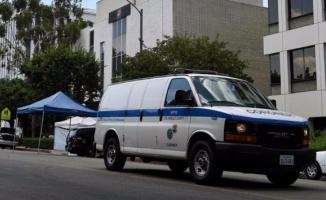 ABD'de Çin Konsolosluğu binasına saldırı düzenlendi