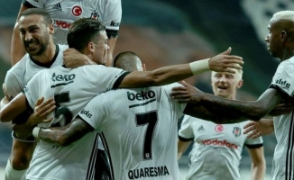 Beşiktaş galibiyetle başladı