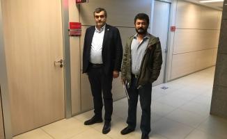CHP'li Dr. Ali Şeker'den AK PARTİ MKYK Üyesi Oğan Hakkında Suç Duyurusu