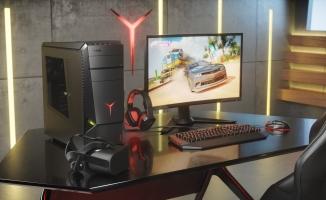 Lenovo'nun Yeni Legion Tower Masaüstü Bilgisayar Serisi Gamescon'da Tanıtıldı