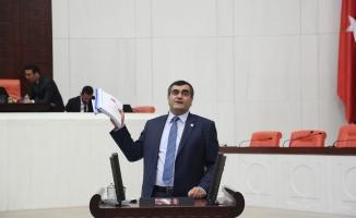 Vekil,Şeker Sağlıkta Şiddeti Meclise Taşıdı