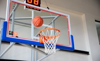Aydın Örs  kapalı spor salonu gençler için hizmete hazır