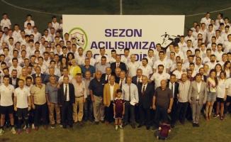 Başkan Altınok Öz 2017-2018 futbol hakemleri sezon açılışına katıldı