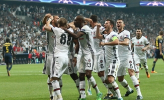 Beşiktaş 2'de 2 yaptı