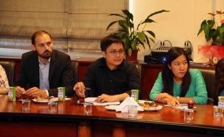"""""""Dünya Bankası ve Filipinler Delegasyonu Bağcılar Belediyesi'ni ziyaret etti"""""""
