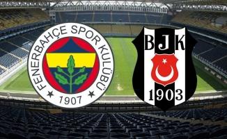 Fenerbahçe-Beşitaş derbisi saat kaçta, hangi kanalda?