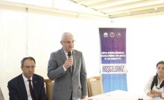 İlçe Nüfus Müdürleri Sultanbeyli'de Buluştu