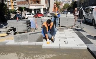 '2017 Şantiye Yılı' Gaziosmanpaşa'da Yenileme Çalışmaları Devam Ediyor