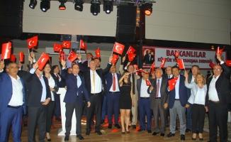 Balkanlılar dayanışma gecesinde buluştu