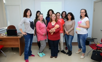 Bebek ve torun için eğitim şart