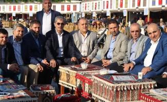 Bitlis-Muş-Sason Derneği Bal ve Cevizi ile Göz Doldurdu