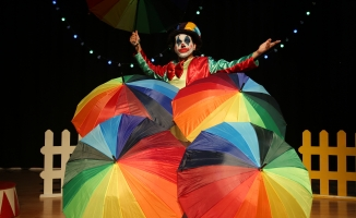 Çocuk tiyatroları yoğun ilgi ile sezonu açtı