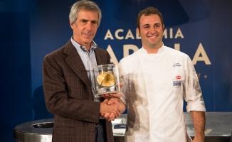 Dünya Makarna Şampiyonası'nın galibi San Diego'lu şef Accursio Lotâ oldu
