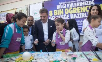 Gaziosmanpaşa Karayolları Bilgi Evi ve Kadın Sanat Merkezi Açıldı