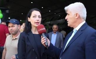 İndirimli Markalar Çadırı GOP. Küçükköy'de Dualarla Açıldı
