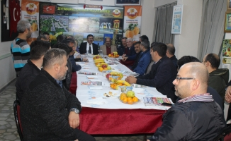 Ak Parti'den Malatyalılara Ziyaret