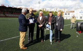 Ampüte Futbol Ligi Başladı