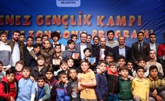 Başakşehirli çocukların hayallerini Enez Kampı gerçekleştirdi
