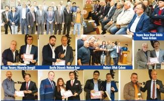 İYGAD'dan Zirvedeki Gazetecilere Ödül ...