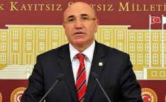 CHP'li Tanal' dan İnsan Hakları İçin Basın Açıklaması