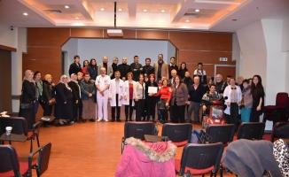 Diyabetliler ve Engelliler Derneği Sağlık Okur Yazarlığı Seminerinde